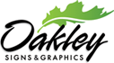 Oakley Signs & Graphics promo code