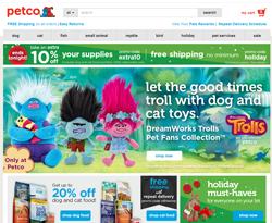 PETCO discount