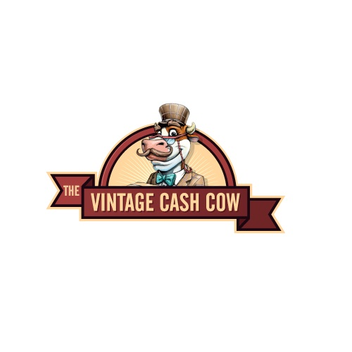 Vintage Cash Cow voucher